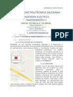 Visita Tecnica 1 - Fabrica - Colineal