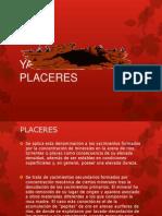 Yacimientos de Placeres
