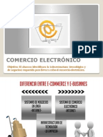 .2 Comercio Electrónico