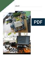 Impresora 3d Huxley