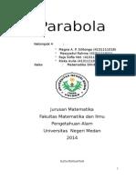 Makalah Parabola
