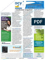 Pharmacy Daily for Mon 12 Oct 2015 - Be Medicinewise Week, Cross off MA board, mental health, injectable drugs handbook, biosimilars and more