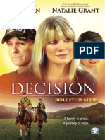Decision Study Guide