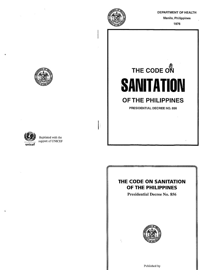 sanitation code philippines Revised national plumbing code of the philippinespdf  el niña jude buscato connect to download get pdf revised national plumbing code of the philippinespdf.
