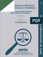 Tomo I Osteometria. Krezner