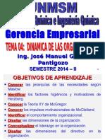 2014 II - Gerencia Empresarial - Clase Nº 04 - 102