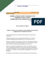 Regulation No 15 - Portugues