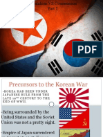 lecture plan korean war