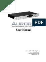 Aurora Users Manual 2013-11-19A(1)