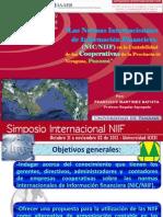 Ponencia NIIF Coope Pma-simpos NIIF Cali