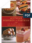 Austrian Desserts & Pastry Dietmar_fercher