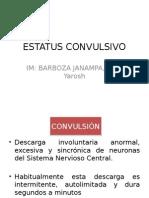ESTATUS CONVULSIVO