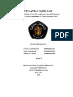 Profil Usahatani Tumpangsari Desa Sea Induk