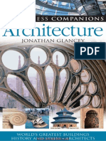 Eyewitness Companions Architecture (Eyewitness Companion Guides) by Jonathan Glancey