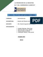 Caso Telecom