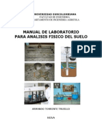 Manual Analisis Fisico Del Suelo