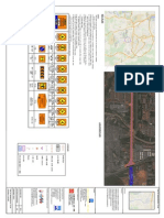 Typical Trafic Managment Plan Location Plan for JKR Work