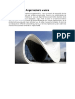 Arquitectura Curva