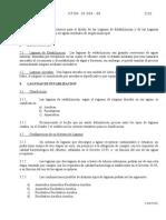 Criterios Para El Diseño de Las Lagunas de Estabilizacion y de Las Lagunas Aireadas