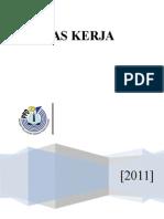Kertas Kerja Instrumen Audit  2011