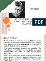 El Existencialismo Cristiano de Gabriel Marcel (1)
