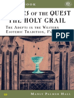 Orders of the Quest, the Holyy Grail Manly P. Hall