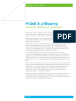 H QoS and Micro Shaping 2014 2Q