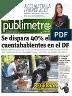 20151009 Mx Publimetro