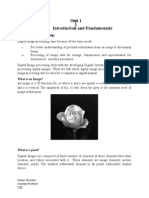 Digital Image Processing Basics
