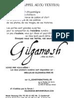 Appel Au(x) Texte(s) :