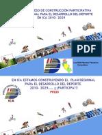 Plan Del Proceso de ConstrucciÓn Participativa Del
