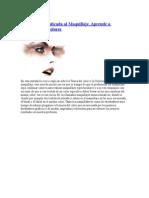 Colorimetrìa Aplicada Al Maquillaje