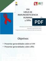 Generalidades VIH Sífilis CvargasPDF