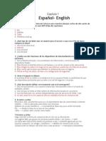 Examen 1 - Cisco CCNA1