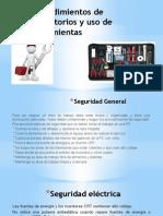 Procedimientos de Laboratorios y Uso de Herramientas [Autoguardado]