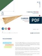 SDABocconi MBA Career