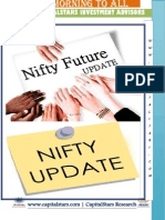Daily Nifty Market Views – 12 OCT 2015