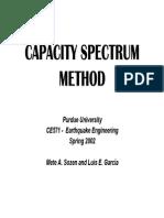 Capacity Spectrum