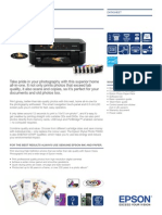 Epson Stylus Photo PX660 Brochures 2
