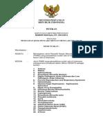 Kepmentan No 4026 Taun 2013 Penetapan Jenis Penyakit Hewan Menulas Strategis