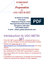 PPT on UGC-NET/K-SET