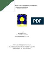 PERAN MIKROBIOLOGI DALAM BIDANG KESEHATAN.doc