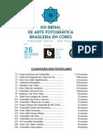 XIX Bienal Cor 2015