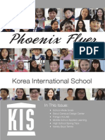 KIS Phoenix Flyer 2015-2016 Issue 3