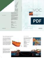 VOC Return On tankers