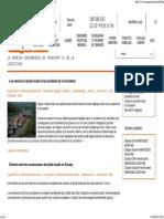Actualité du transport, camions et poids lourds, pièces détachées et marchés.