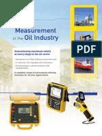 Measurement in Oil & Gas Industry