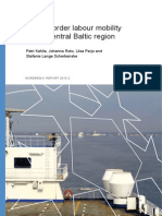 CentralBaltic JobFerry Synthesis Report