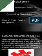 Customer Requirement Analysis_PQM.pptx