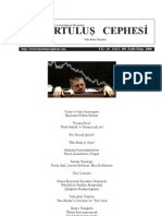 Kurtuluş Cephesi Sayı:105, Eylül-Ekim 2008